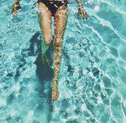 Pływanie wysmukla i ujędrnia całą sylwetkę