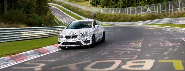 Seat Leon Cupra | Rekord na Nurburgringu