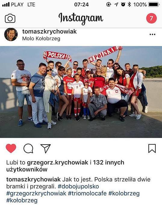 Tomasz Krychowiak o meczu Polska - Senegal