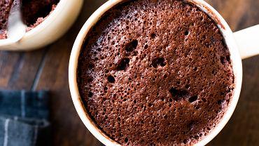 Ciasto z mikrofali stało się jednym z najpopularniejszych przepisów w Internecie
