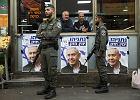 Netanjahu tuż przed wyborami zapowiada aneksję części Zachodniego Brzegu