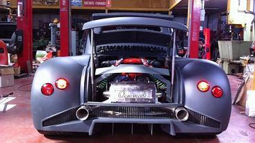 Oemmedi-Meccanica Fiat 500 V12