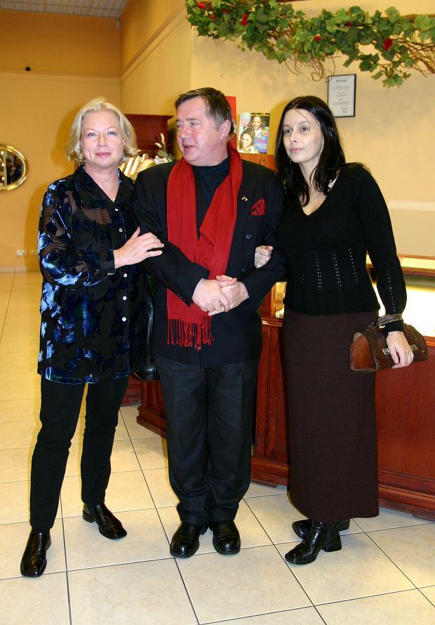 Bożena Dykiel, Mieczysław Hryniewicz, Renata Dancewicz