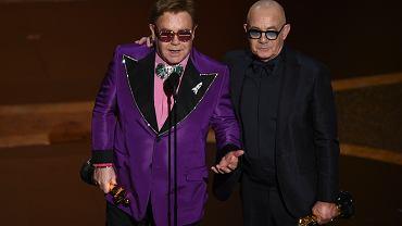 Elton John i Bernie Taupin