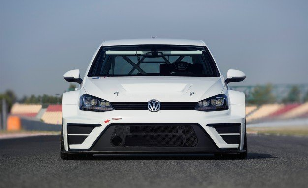 Volkswagen Golf Race Car TCR