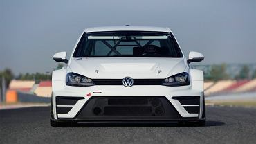 Volkswagen Golf Race Car TCR