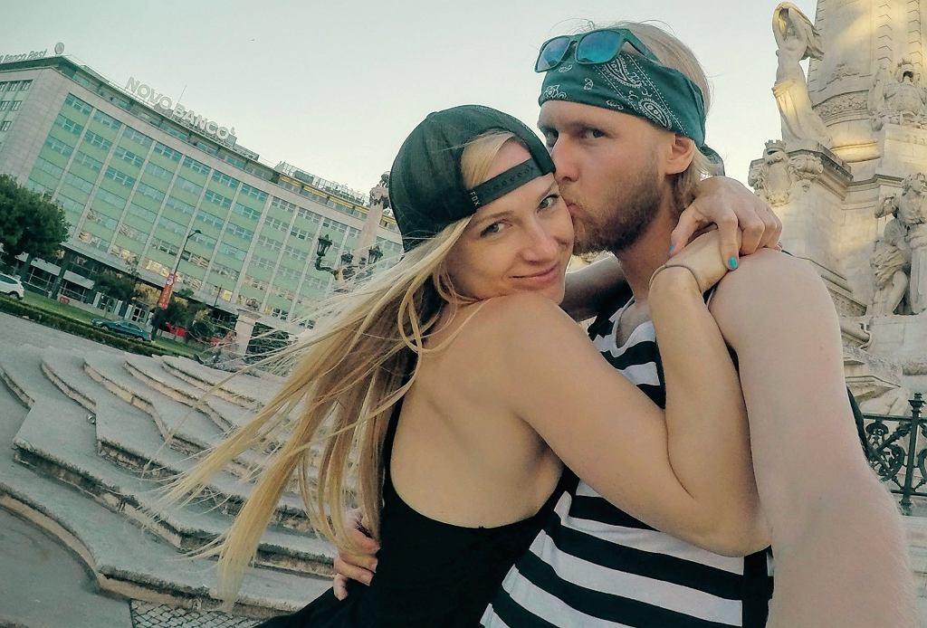Zuza i Andrzej Treneiro