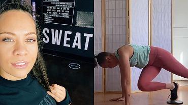 Emma Obayuvana - ćwiczenia na mięśnie brzucha