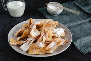 Faworki: tradycyjny przysmak, który przygotujesz w kilka minut