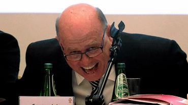 Zjazd wyborczy PZPN. Grzegorz Lato