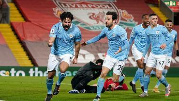 Ilkay Gundogan szaleje, Manchester City rozbija Liverpool