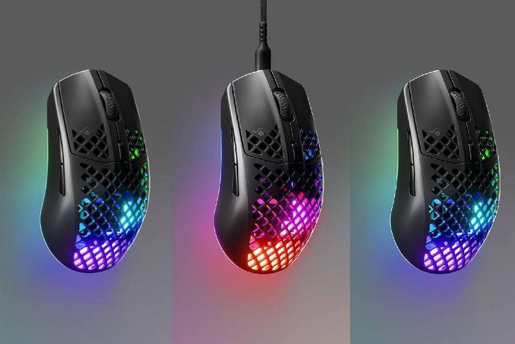 Najlepsze myszki gamingowe. Tym trzem modelom warto się przyjrzeć