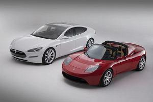 Tesla S i Tesla Roadster