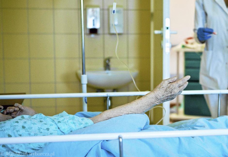 Tylko jeden oddział neurologii przyjmuje w Bielsku-Białej pacjentów