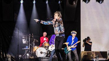 Rolling Stones w Warszawie