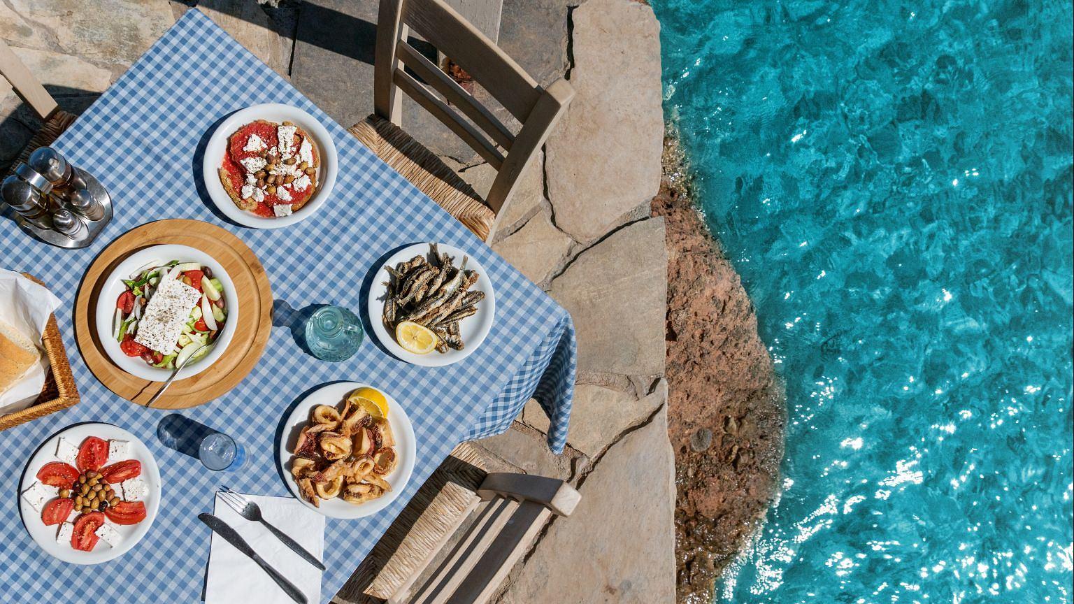 Kuchnia śródziemnomorska To Przepis Na Zdrowe życie Ważne