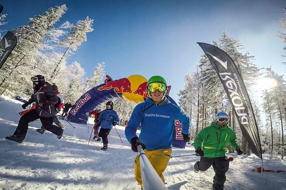 Red Bull Zjazd na Krechę. Juliany, Szczyrk, 7.02.2015