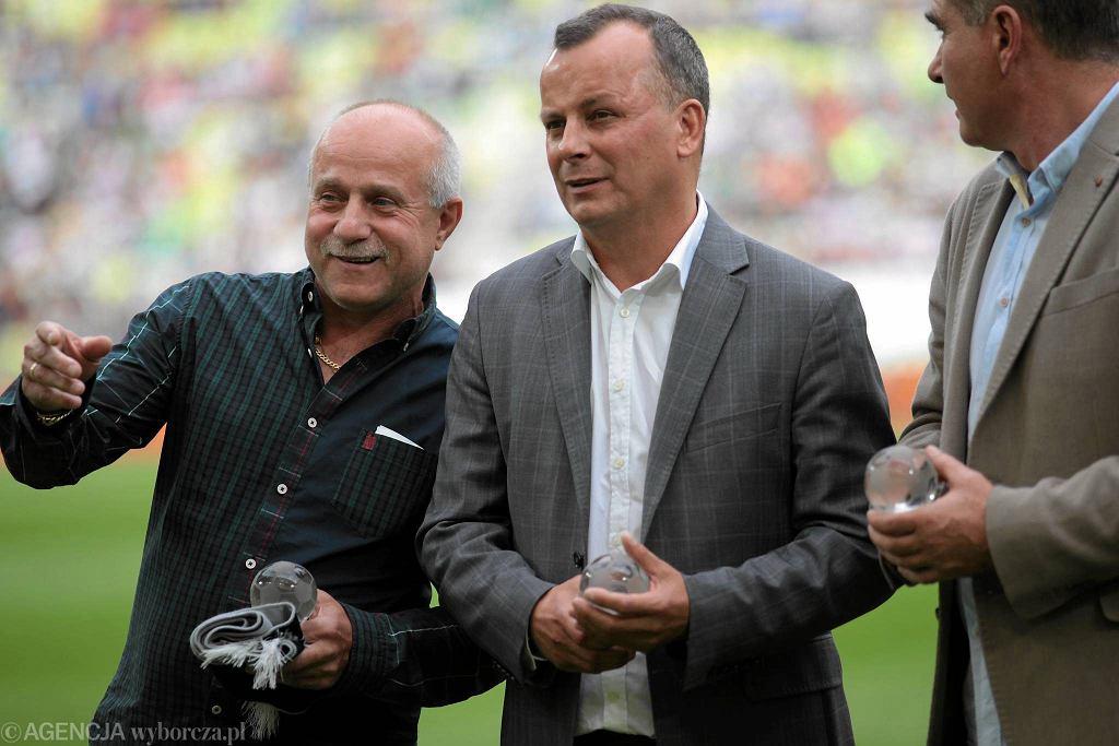 Jerzy Kruszczyński (z lewej) i Jacek Grembocki
