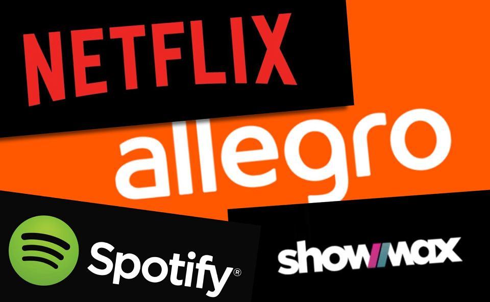 Netflix Showmax I Spotify Znikaja Z Allegro Portal Wprowadza Zakaz Sprzedazy Kodow Do Serwisow Vod Technologie Na Next Gazeta