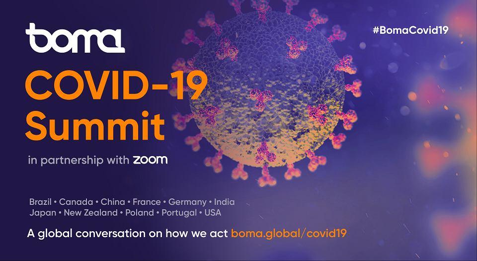 COVID19 Global Summit z udziałem Polski