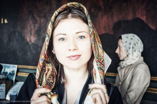 Ukrainka promuje w Hollywood naturalne sposoby ''babuszki'' na urodę. Ziemniaki zamiast infuzji tlenowej?