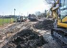 Koronawirus szaleje, ale prace na stadionie Warty Poznań jednak ruszyły