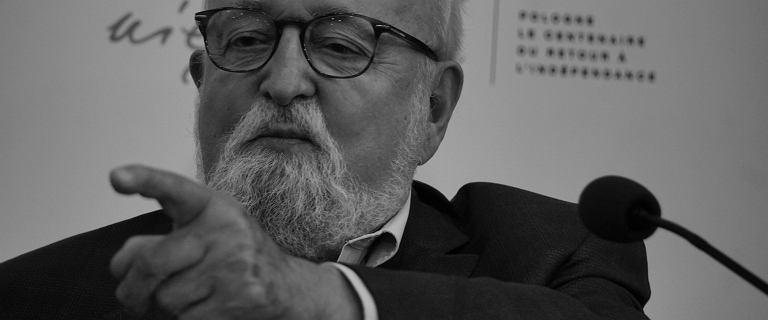 Nie żyje Krzysztof Penderecki. Polski kompozytor miał 86 lat
