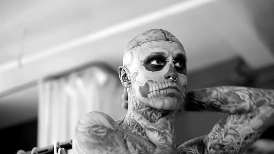Nie żyje Zombie Boy