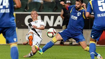 Legia - FK Kukesi 1:0