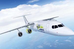 Europejskie firmy planują testowy lot samolotem elektrycznym w 2020 roku