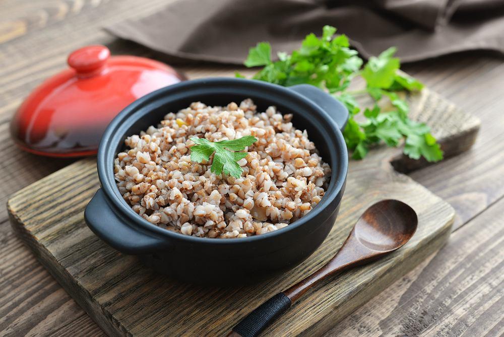 Nasiona gryki są doskonałym źródłem dobrze przyswajalnego białka
