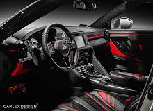 Godzilla po polsku - Carlex Design przerobiło kultowego Nissana GT-R. Polska firma zaskakuje cały świat