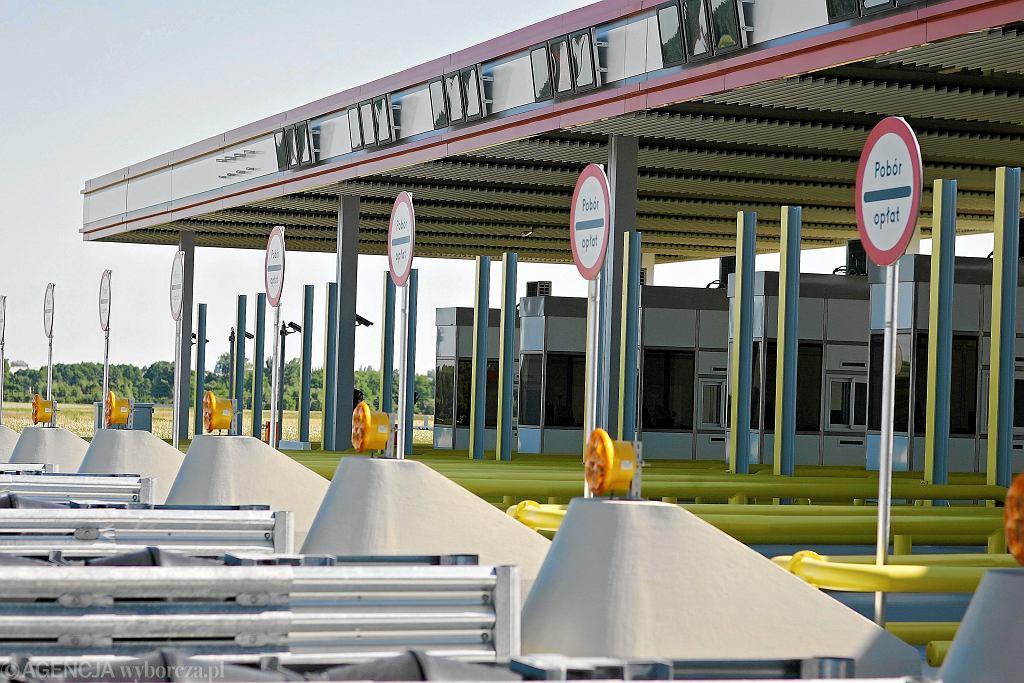 Pruszków. GDDKiA likwiduje punkt poboru opłat na autostradzie A2 (zdj. ilustracyjne)