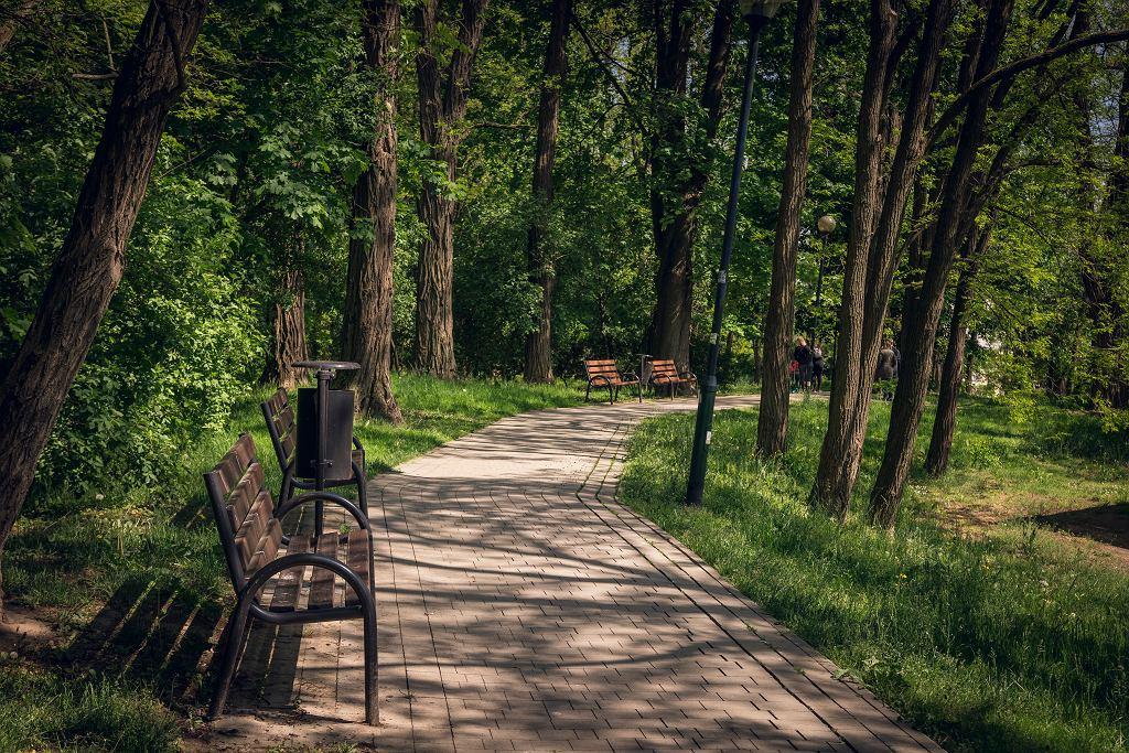 Park na Osiedlu OŚwiecenia
