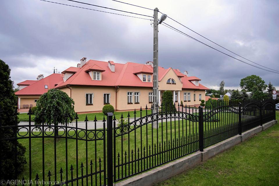 Dom Księży Seniorów na rzeszowskiej Słocinie