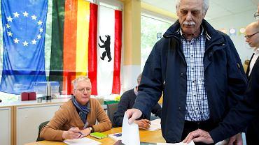 Wybory do Parlamentu Europejskiego 2019, Berlin, Niemcy
