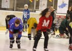 Babski hokej na lodzie. Pierwszy trening opolskich hokeistek [WIDEO, ZDJĘCIA]