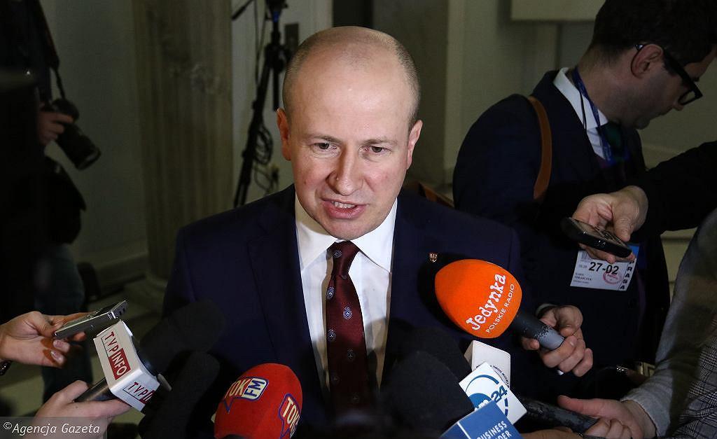 Bartłomiej Wróblewski nie zostanie RPO? Porozumienie: Zaproponujemy własnego kandydata