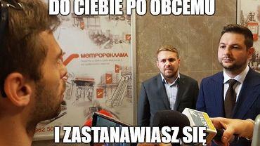 Patryk Jaki - Sofia - memy