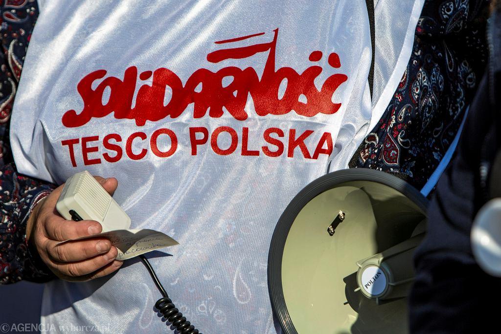 NSZZ Solidarność Tesco