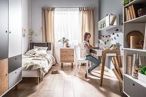 Łóżko jednoosobowe do pokoju nastolatka. Wybieramy najlepsze