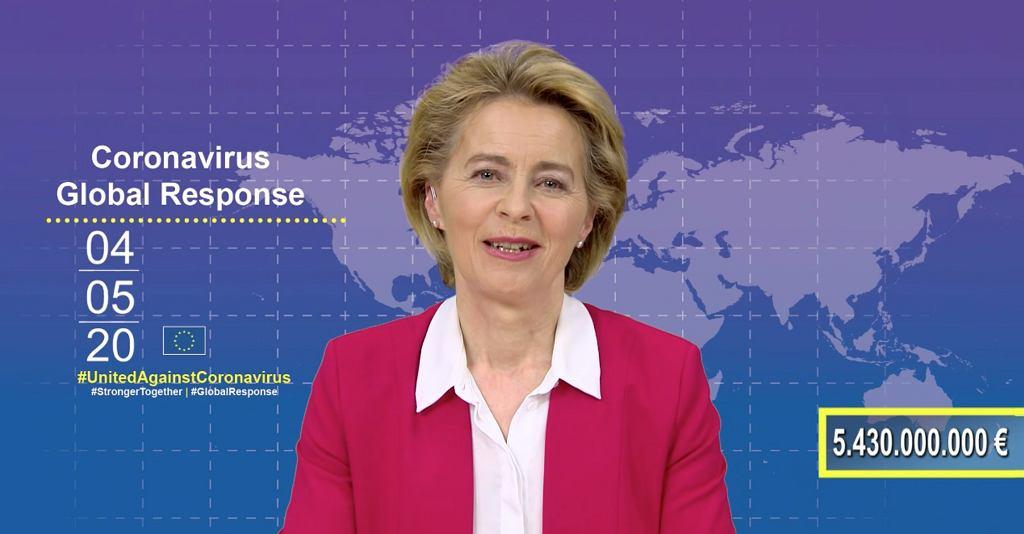 Polska przekazała 750 tys. euro na opracowanie szczepionki na COVID-19