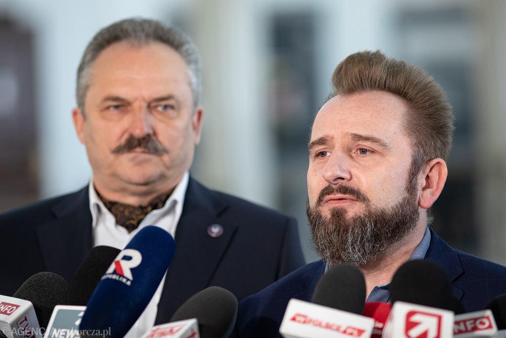 Marek Jakubiak, Piotr Liroy-Marzec