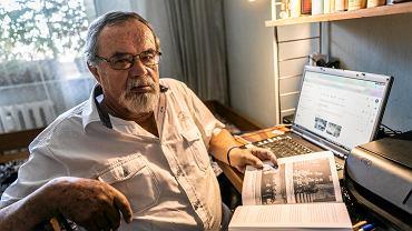 Piotr Baranowski, były nauczyciel napisał książkę o LO im. Mickiewicza