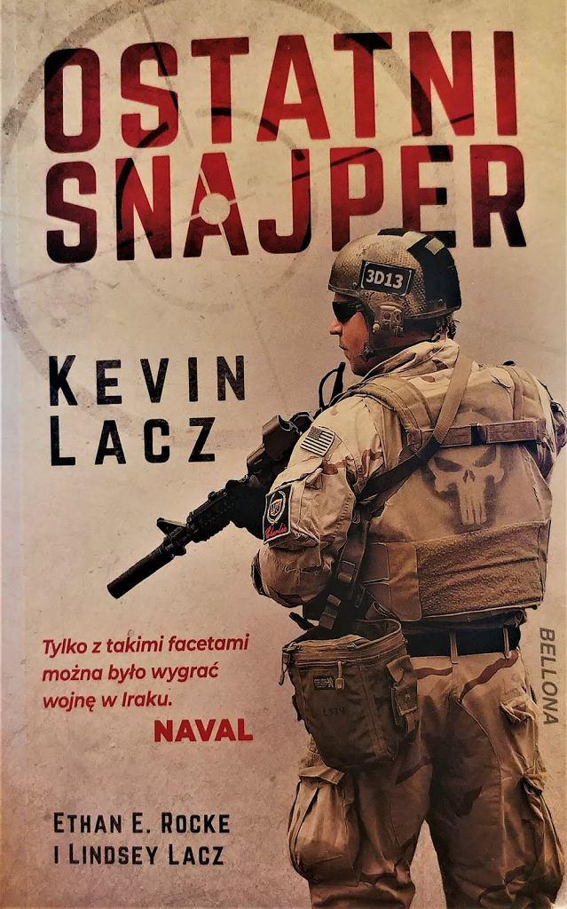 Kevin Lacz - 'Ostatni snajper'