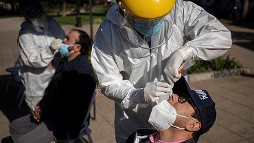 Brazylia. Pandemia koronawirusa