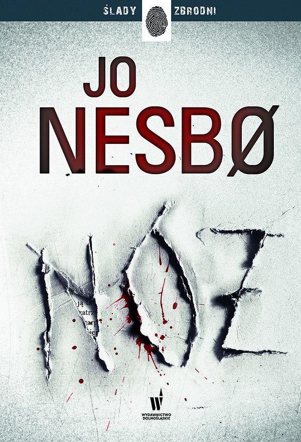 Jo Nesbo - 'Nóż'