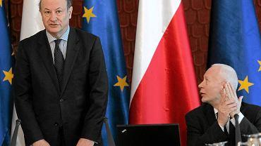 Ani były minister finansów Jacek Rostowski, ani były minister administracji Michał Boni nie mają szans na jedynkę czy dwójkę w stolicy. Mogą jednak pociągnąć listę PO w innym okręgu