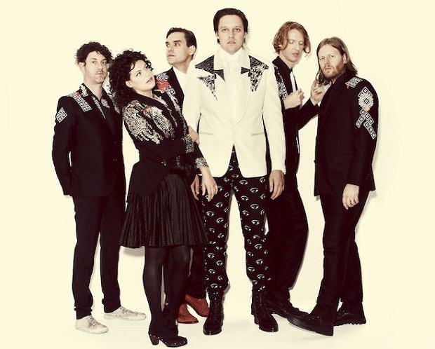 Zdjęcie zespołu Arcade Fire