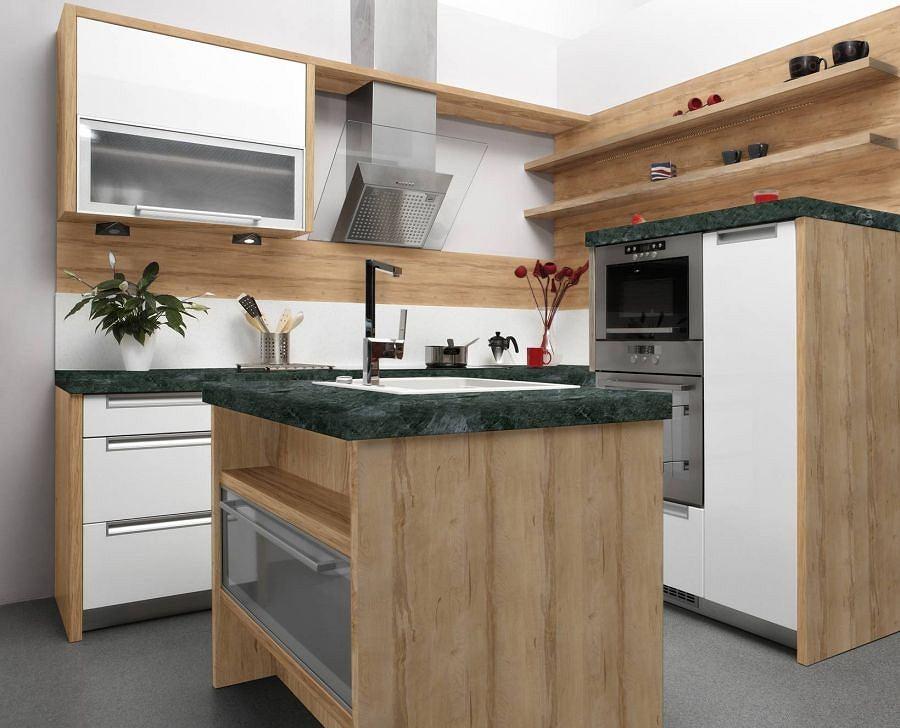 ściany Między Szafkami W Kuchni Jak Wykończyć Taką Przestrzeń